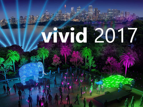 Vivid Light Festival – Taronga Zoo 2016/2017