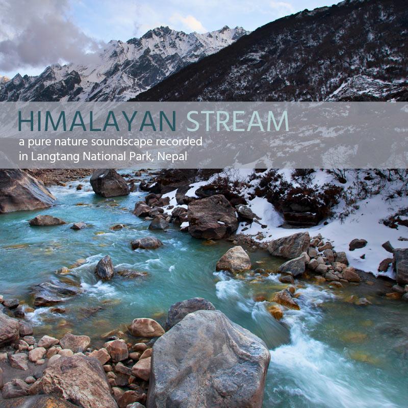 Himalayan Stream - Album Cover